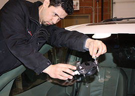 Windshield Chip Repair