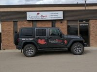 Paintless Dent Repair Lethbridge